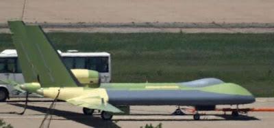 China's Divine Eagle Drone