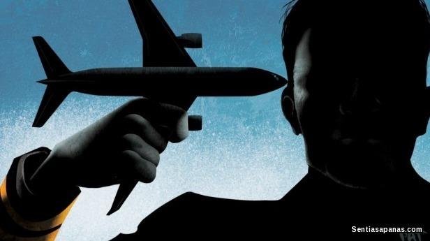 Pilot suicide