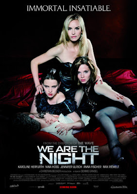 We Are the Night, Lesbian Vampire Movie Watch Online lesbian media