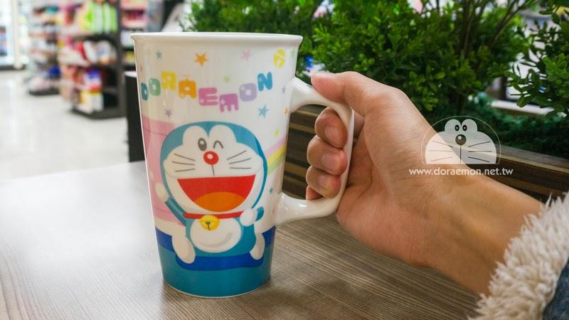 哆啦a夢陶瓷杯馬克杯