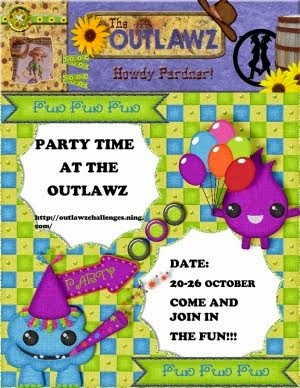 PARTY TIME AT THE OUTLAWZ