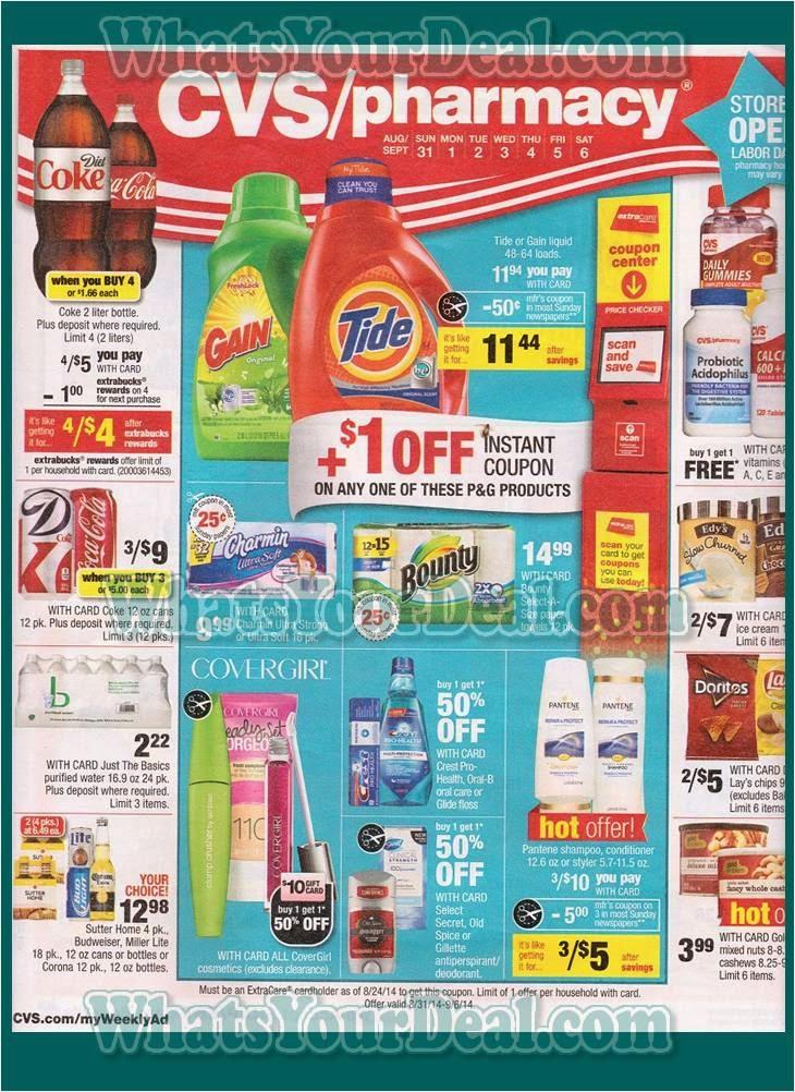 CVS Weekly Ad 5/26 - 6/1
