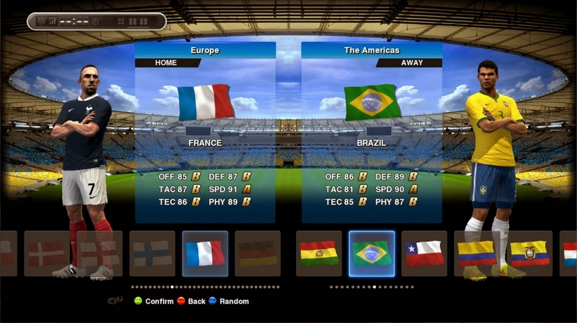 PES 2013 Ultimate PESEDIT V2 AIO World Cup 2014