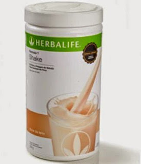 Shake Herbalife Chocolate com Coco