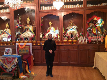 Gaden KhachoeShing Monastery- Indiana 2015