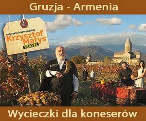 Wycieczki do Gruzji i Armenii