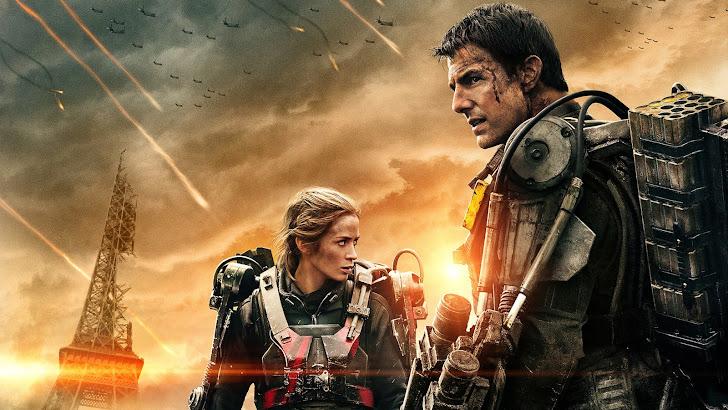 Edge of Tomorrow Movie 2014 10