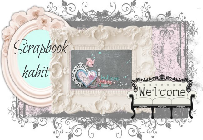 Scrapbook habit