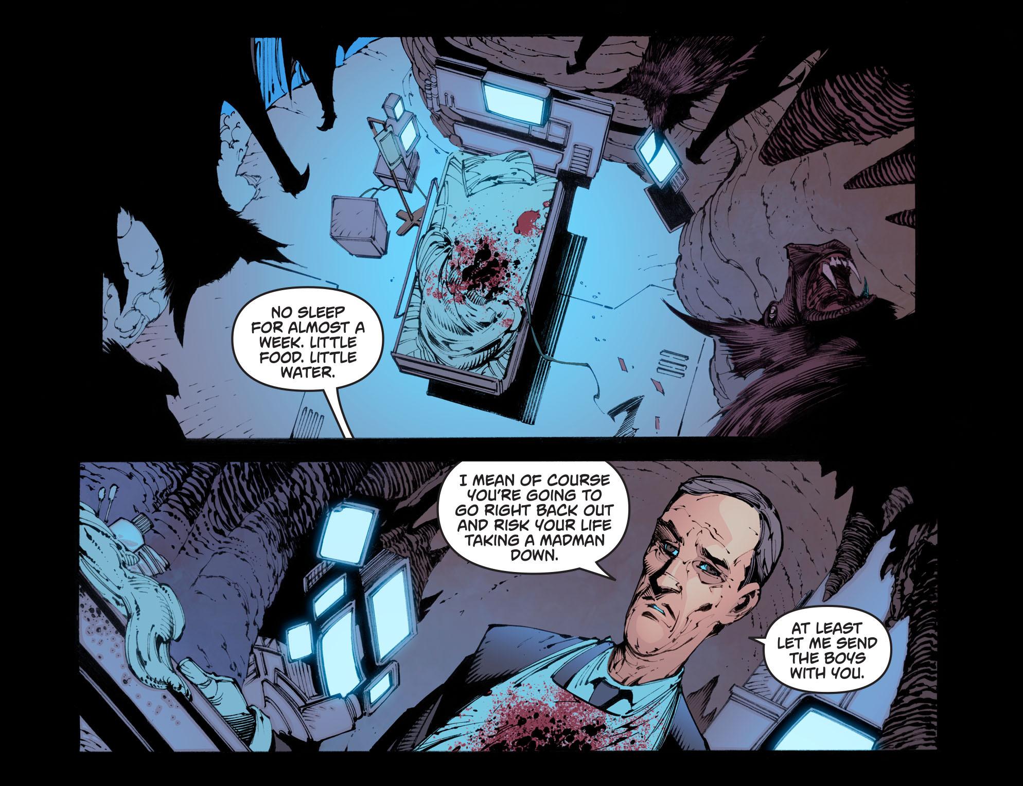 Batman: Arkham Knight [I] Issue #31 #33 - English 21