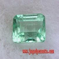 Batu Permata Green Beryl
