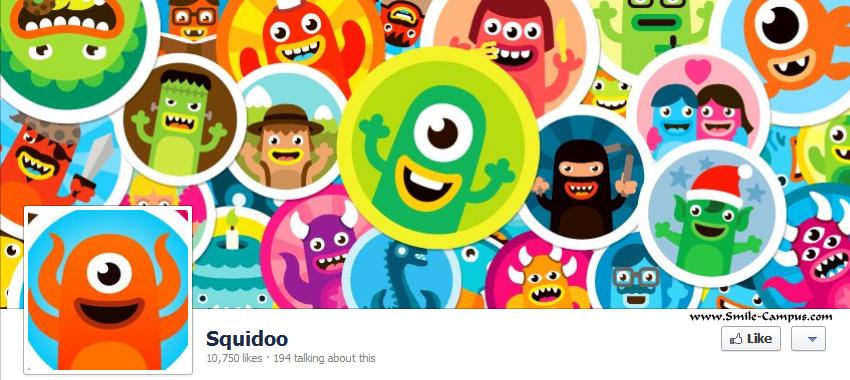 Squidoo.com Facebook Timeline Page