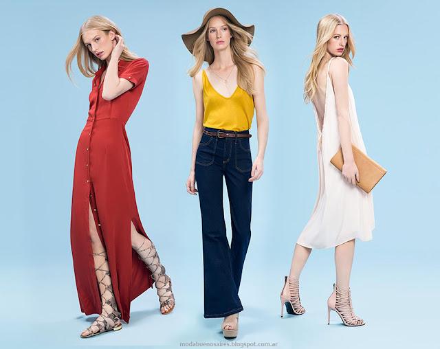 Moda 2016. Basement primavera verano 2016. Moda y tendencia verano 2016.