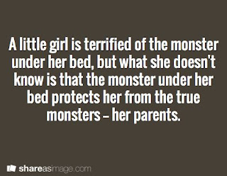 When the Parents are the Monsters