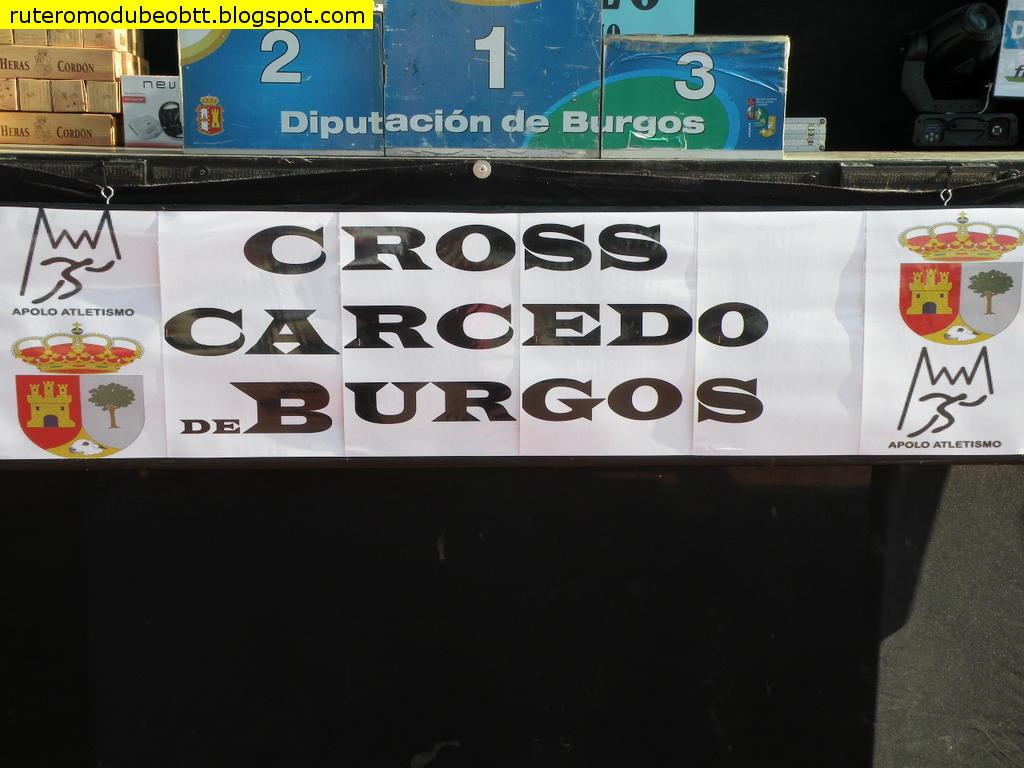CROSS CARCEDO DE BURGOS 2017