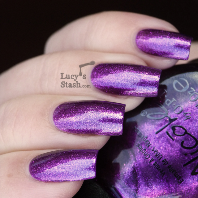 Lucy's Stash - Nicole by OPI Back In My Gloria Days...