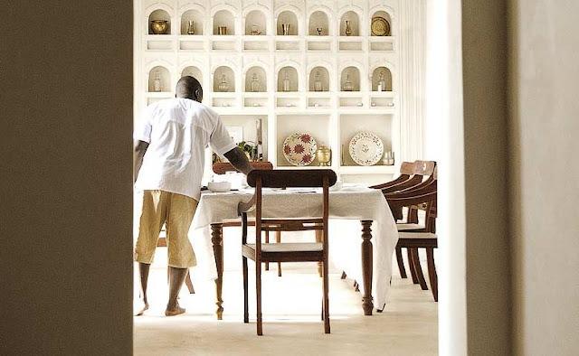 casa de vacaciones en Kenya