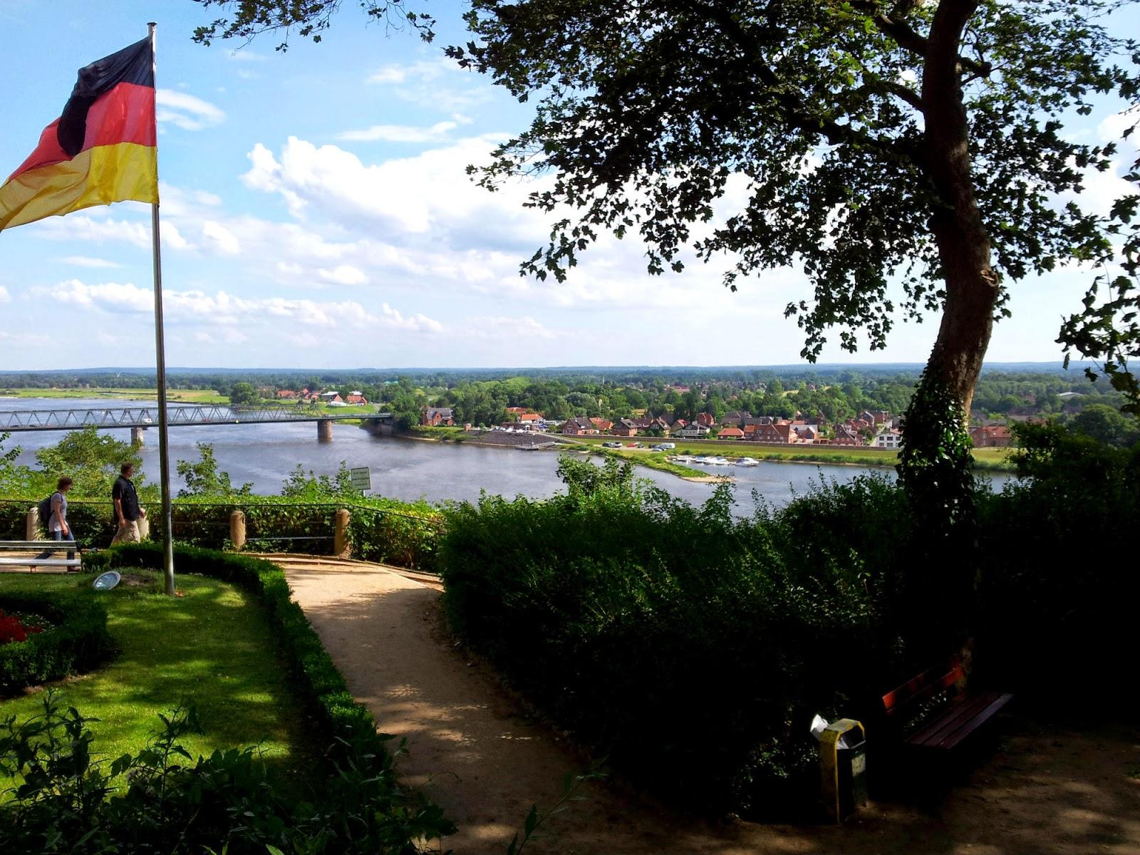 Lauenburg landscape