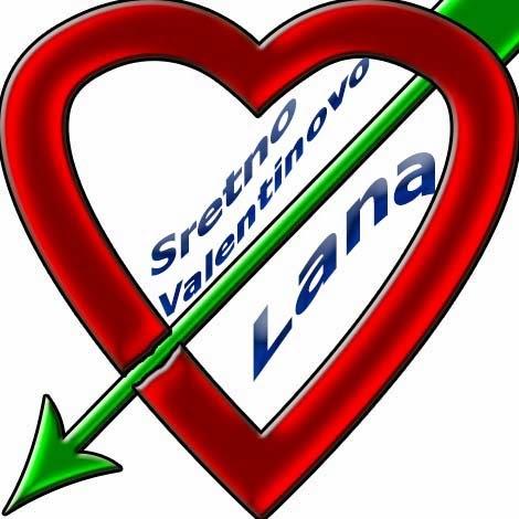 čestitka za valentinovo lana