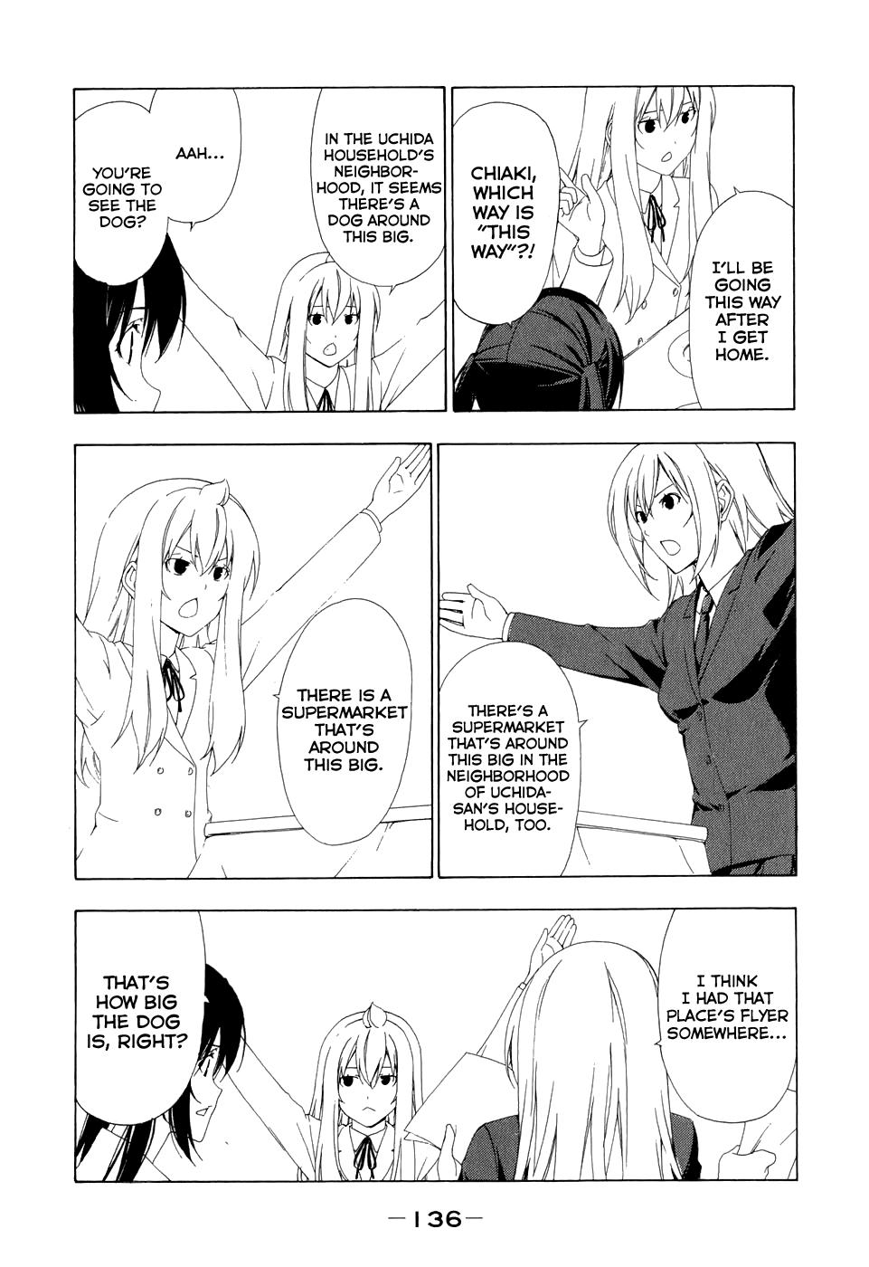 Minami-ke - Chapter 97