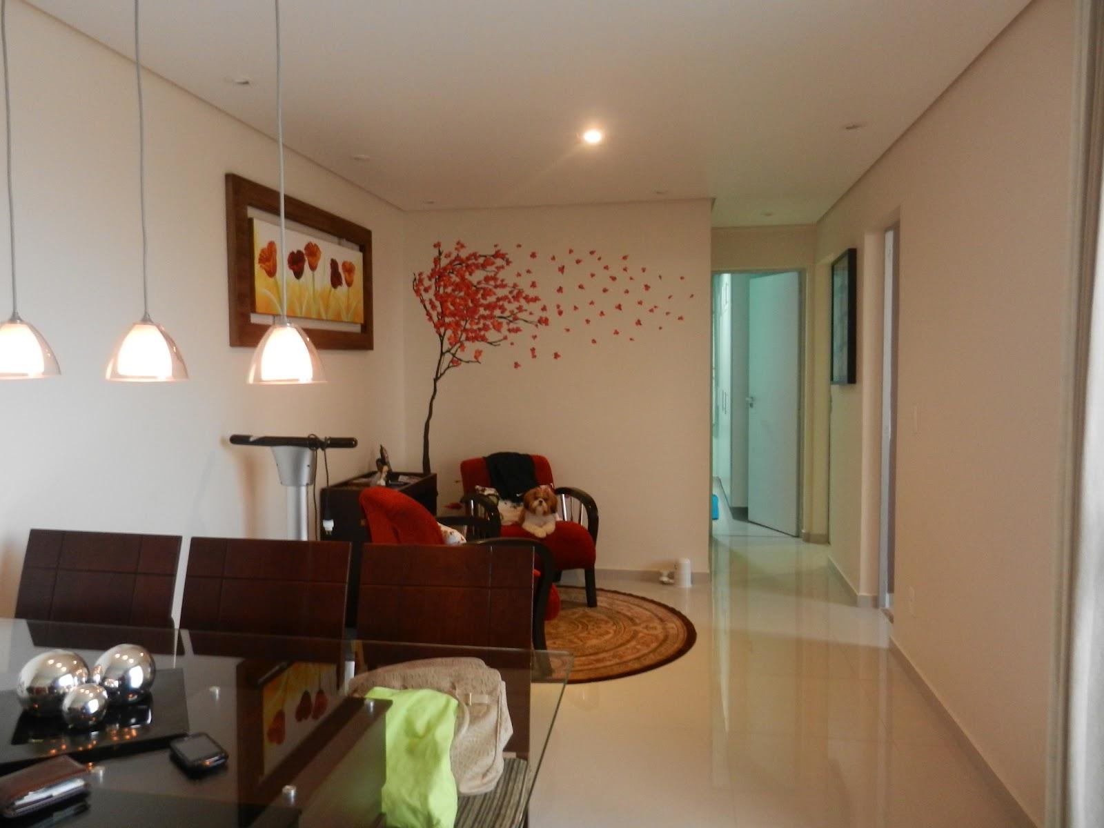 Pruzak Com Decoracao De Sala Retangular Com Dois Ambientes  -> Sala De Estar Pequena Dois Ambientes