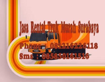 Jasa Rental Truk Murah Surabaya-Bogor