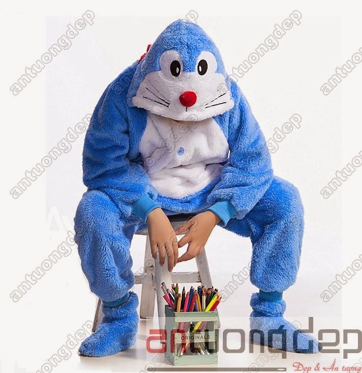 may bán thuê mascot doremon