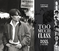 """TOO MUCH CLASS...Dogs, l'histoire"" par Catherine Laboubée"