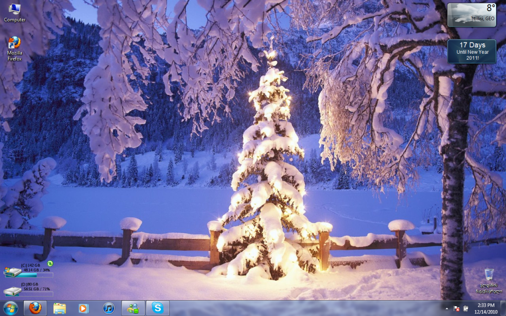 Animated Christmas Wallpaper Windows 7  Wallpaper Animated