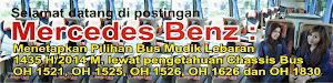 Mercedes Benz : Menetapkan Pilihan Bus Mudik Lebaran 1435 H/2014 M lewat pengetahuan chassis bus OH