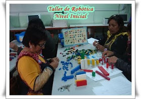 TALLER DE ROBOTICA