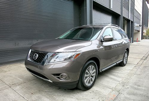 Iu0027m A Big Fan Of Nissanu0027s Latest Pathfinder U2014 A Roomy, Quick Handling  Seven Passenger Crossover Type SUV With Decent Fuel Economy, Slick Looks  And A Healthy ...
