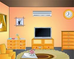 Juegos de Escape Orange Room Escape 4