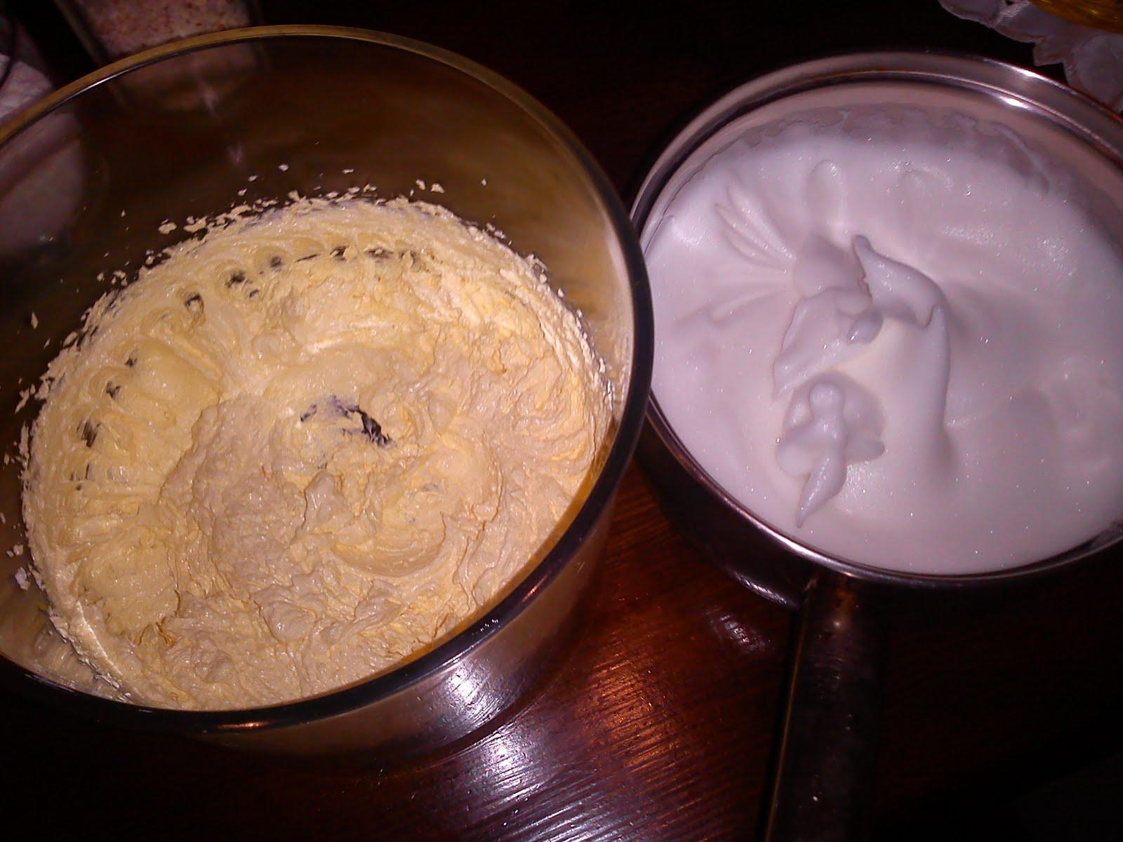 Белковый торт пошаговый рецепт с