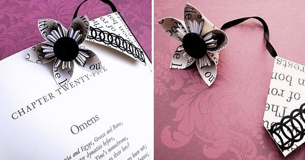 15 unusual bookmarks and unique bookmark designs