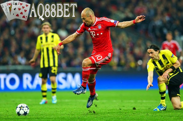 Agen Bola - Menjelang duel sengit kontra Borussia Dortmund di semifinal DFB Pokal nanti malam (28/4/2014),