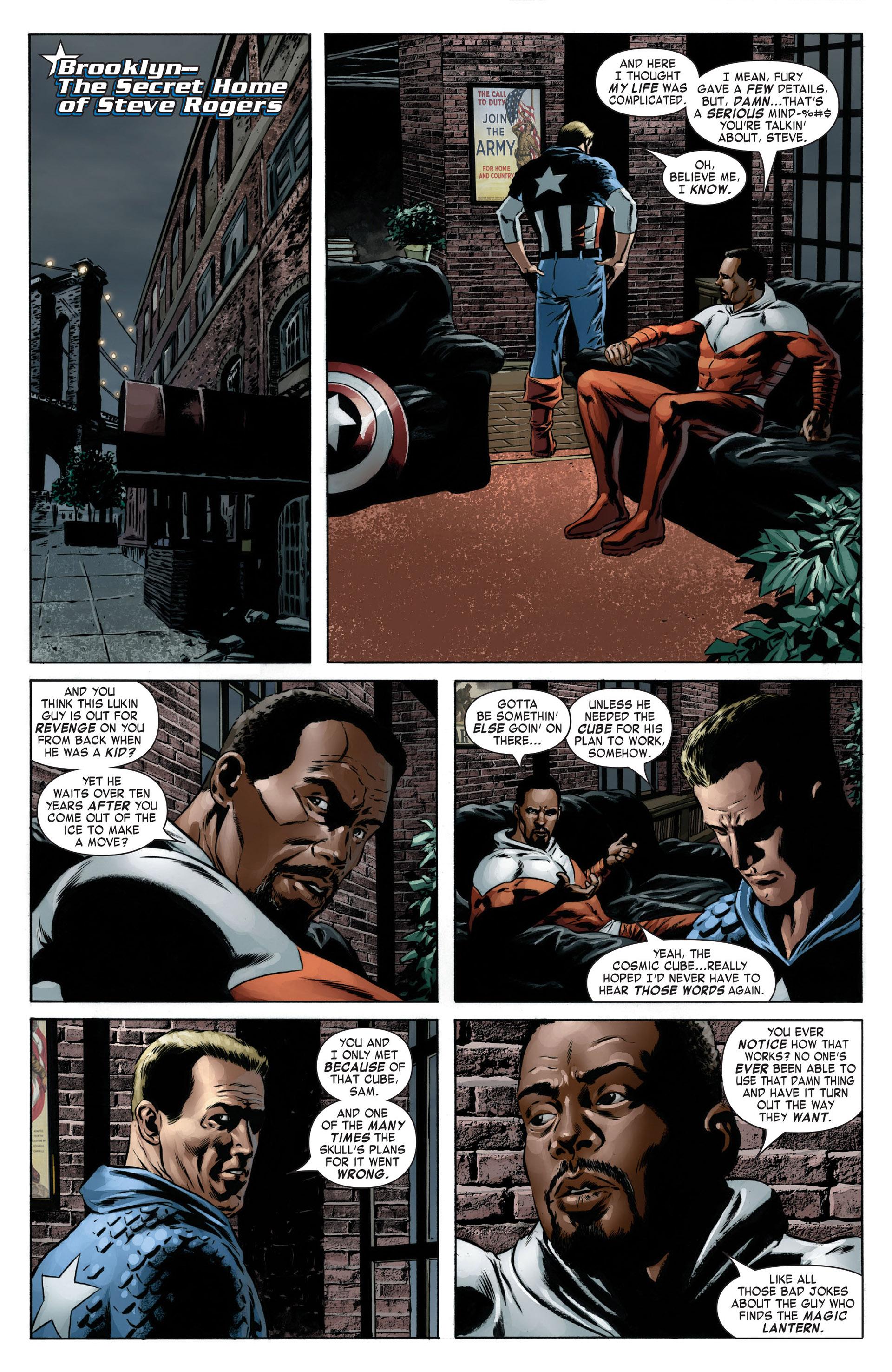 Captain America (2005) Issue #13 #13 - English 4