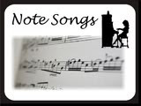 Note Songs
