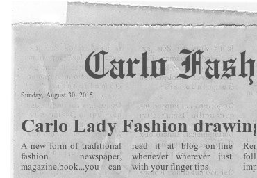 Carlo Fashion eMagazine