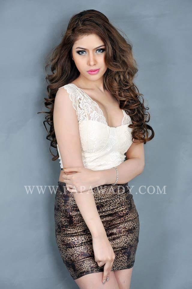 May Yati Zaw - New Myanmar Model Fashion Photoshoot