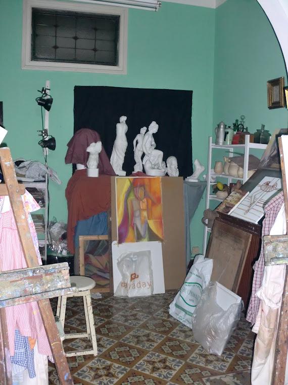 ESTUDIO DE ARTE YUSTE - Clases de DIBUJO ARTÍSTICO Y PINTURA