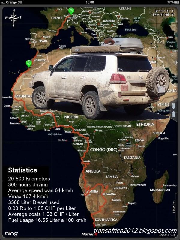 Transafrika über die Westroute - ein Geländewagen Overlanding Trip den man so schnell nicht wieder vergisst.