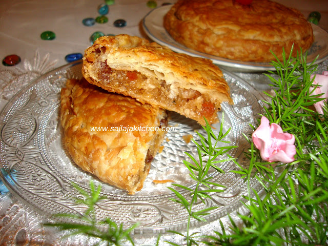 Dilpasand  Recipe (Easy Version) / Dilkush Recipe / Dilkhush Recipe /Dilkush Pastry Recipe / Coconut & Tutti Fruity Stuffed Pastry Recipe