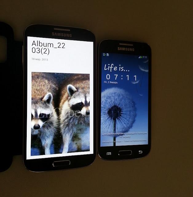 Samsung Galaxy S4 Mini Spesifikasi dan Harga