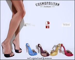 :::ChicChica::: @ Cosmopolitan