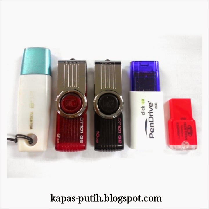 Tech Titan PenDrive 8GB, RM12.00
