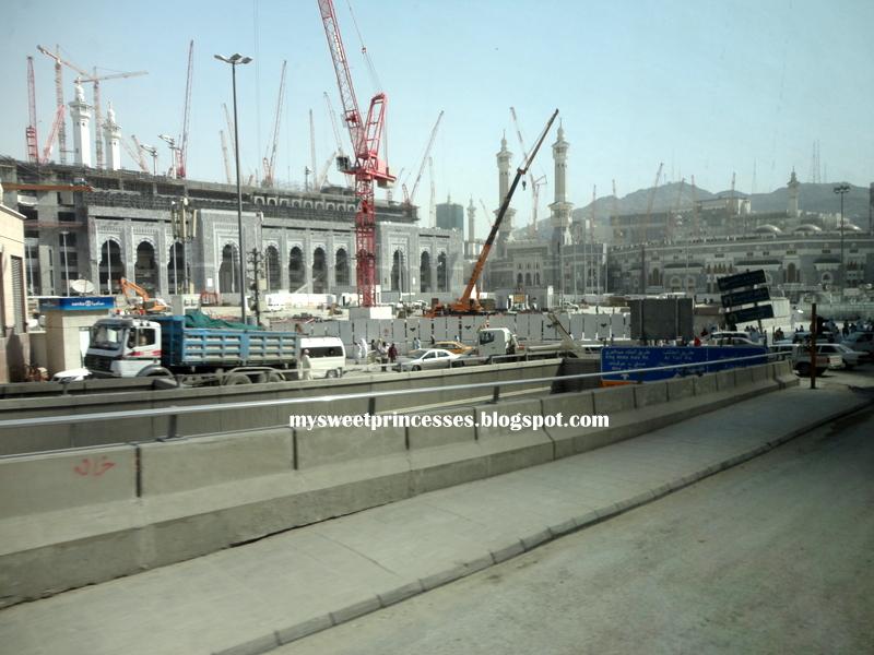renovation masjidil haram check out renovation masjidil