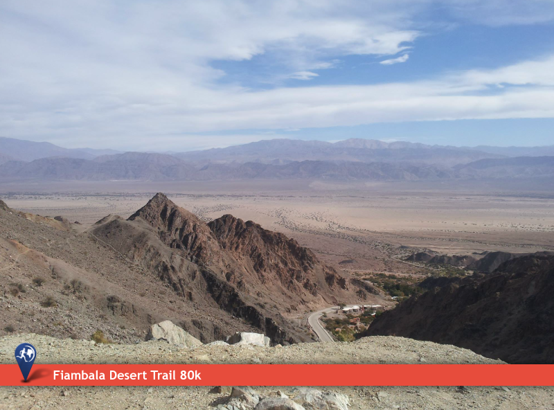 Fiambala Desert Trail 80k