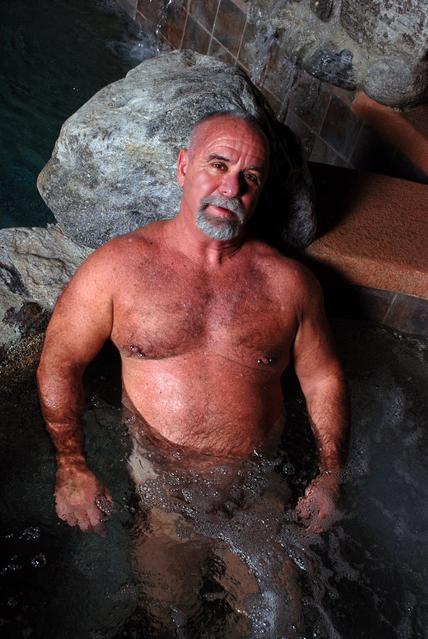 Maduros Ursos E Coroas Lindos Gays Peludos Barbudos Barrigudos