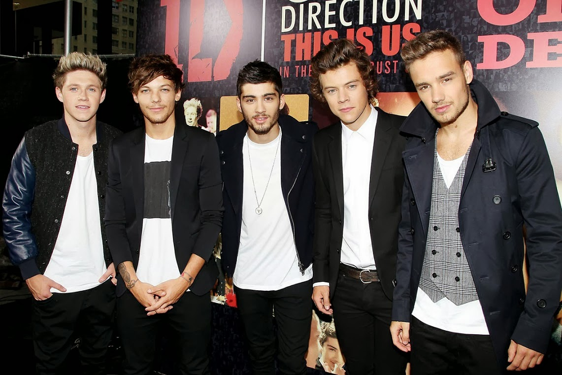 Imaginy o One Direction