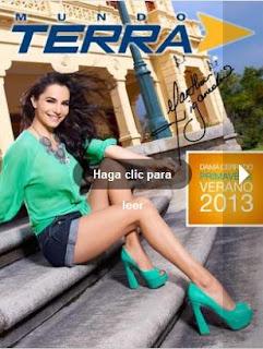 catalogo mundo terra PV 2013